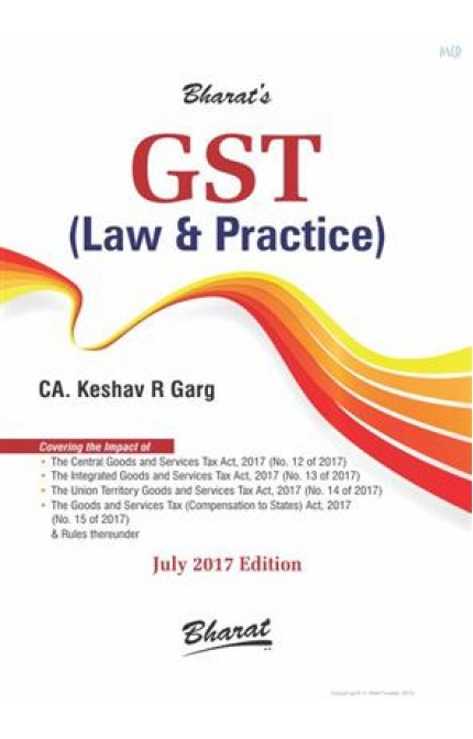 GST (Law & Practice)